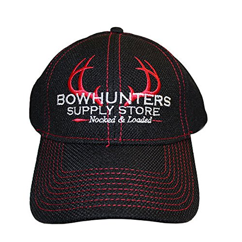 (Bowhunters Supply Team Hat Red)