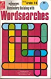 Vocabulary Building with Wordsearches, Unknown, 0880127805