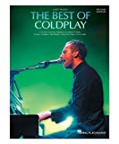 img - for The Best of Coldplay for Easy Piano book / textbook / text book