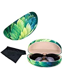 14436872116a Extra Large Sunglasses Case Hard Shell Light Weight With Cloth Unisex  Durable Protective Holder for Oversized