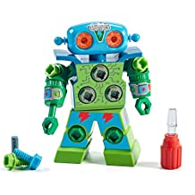 Educational Insights Design and Drill Robot (4127)