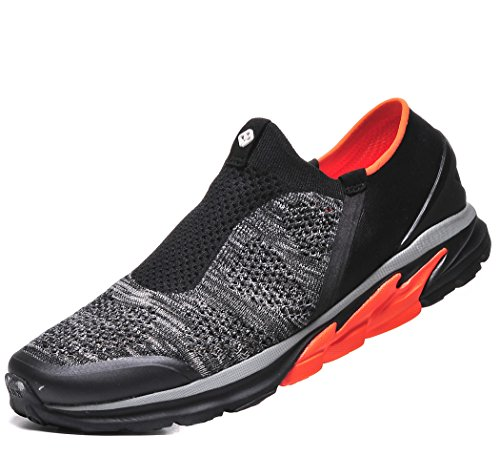 アラブ人瞑想的通行人サーラマン2018春夏 Flyknit ランニングシューズ メンズレディース トレーニングシューズ スポーツ靴 スニーカー 超軽量 通気 通勤 通学 旅行日常着用