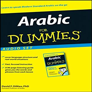 Arabic For Dummies Audiobook