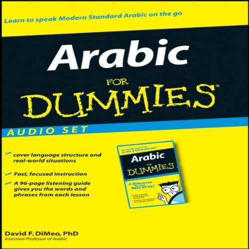 Arabic For Dummies: Audio Set