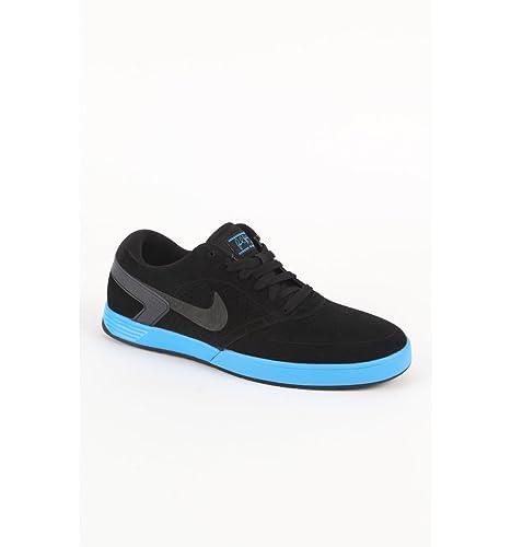 d3515a25997f2 Amazon.com | Nike Mens Paul Rodriguez 6 Black Shoes | Fashion Sneakers