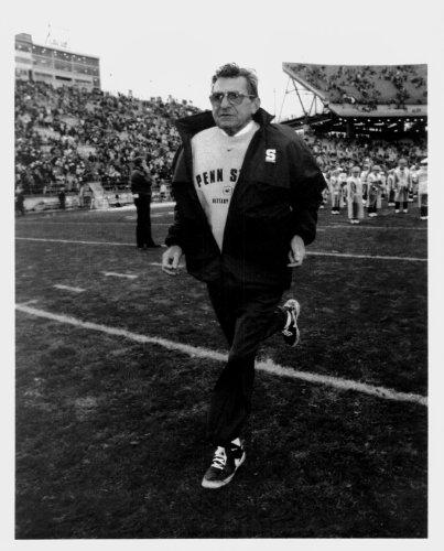 Joe Paterno Penn State Head Coach 8x10 Photo #2 - Mint Condition