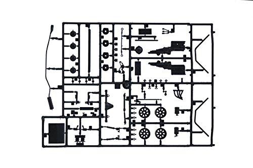 Italeri 3655Vehicle 1 24Scale Ford Escort Mk II