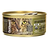 Petguard Organic Chicken and Vegetable Dinner for Cats, 5.5-Ounce