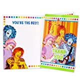 Doodlebops Thank You Notes - 8/Pkg.