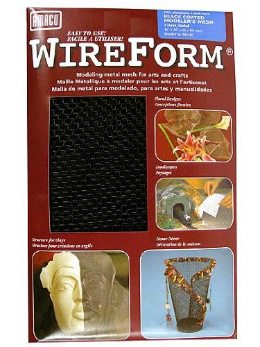 Review Amaco WireForm Metal Mesh