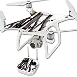 MightySkins Protective Vinyl Skin Decal for DJI Phantom 4 Quadcopter Drone wrap Cover Sticker Skins Artic Camo