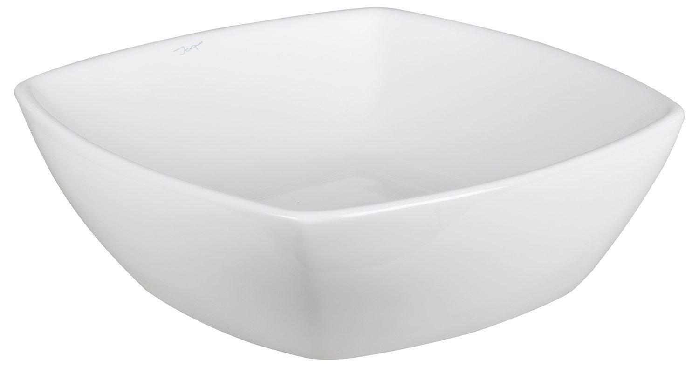 Jaquar Ceramic Table Top Basin 1 Piece White Ars Wht 39901 Amazon In Home Improvement