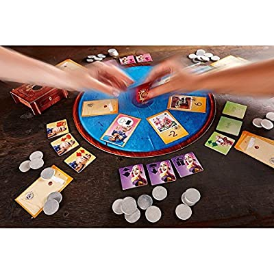 HABA Lady Richmond - A Fast Paced Auction Game for Experienced Bidders Ages 8 and Up (Made in Germany): Toys & Games