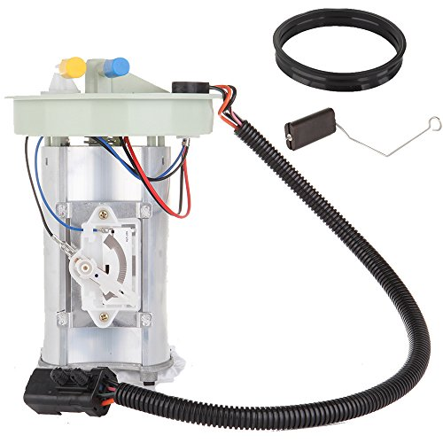 - ECCPP Electric Fuel Pump Module Assembly w/Sending Unit Replacement for Jeep Grand Cherokee 1999 2000 2001 2002 2003 2004 L6 4.0L V8 4.7L E7127M