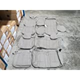 Ford F-150 XLT Super Crew '2013 Factory Leather Interior replacement Seat Cover Upholstery Kit