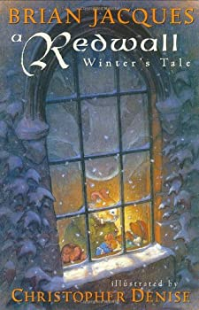 A Redwall Winter's Tale 0399233466 Book Cover