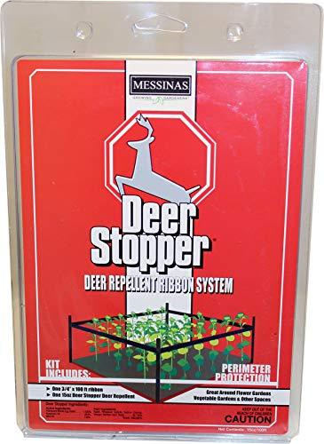 Messinas DBRS-020 Deer Stopper Barrier Ribbon System - Quantity 6
