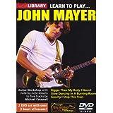 Learn to Play John Mayer