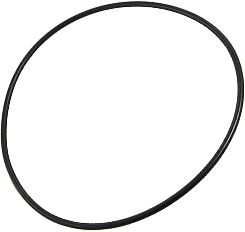 R Flexible Dichtung TOOGOO 135 mm x 3,5 mm Flexible Gummi-O-Ring-Dichtung Dichtungsring Dichtung Schwarz