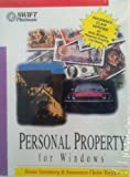 Personal Property for Windows Home Inventory & Insurance Claim Verifier