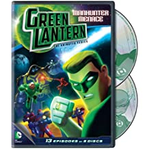 Green Lantern Animated Show: Manhunter Menace