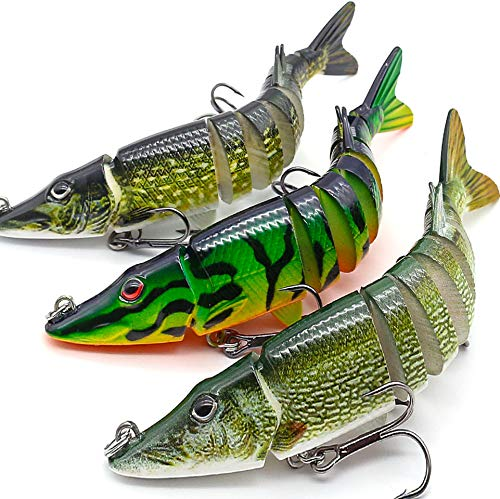 XFISHMAN Bass Fishing Lures 5