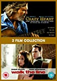 Crazy Heart / Walk the Line Double Pack [DVD] [2005]