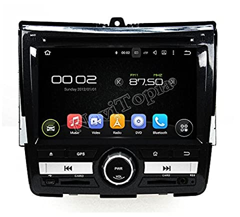 NaviTopia 6.2inch Quad Core Android 5.1 Car Radio Stereo For Honda CITY 2008-2011 Car DVD+GPS Navi+Bluetooth+WiFi+Mirror - City Navigator Dvd