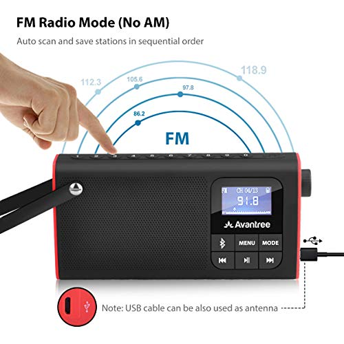 Buy bluetooth speaker with radio