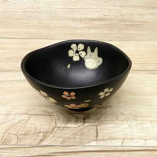 [Ghibli My Neighbor Totoro Mino ware bowl From Japan New] (Comic Book Character Costumes Uk)