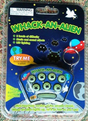 Whack-An-Alien Game (Alien Game Arcade)
