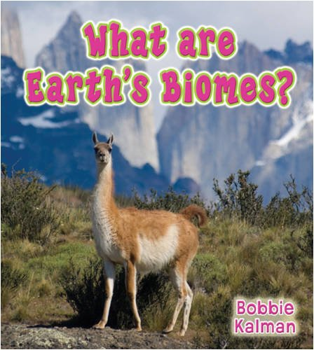 Download What Are Earth's Biomes? (Big Science Ideas) pdf