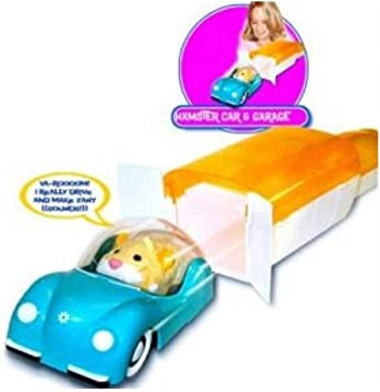 Zhu Zhu Pet Hamster Car With Garage NO HAMSTER INCLUDED