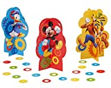 American Greetings Mickey Mouse Clubhouse Table Decorations