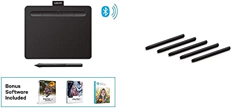 Intuos Wireless Graphic Tablet with 3 Bonus Software include... Medium Wacom