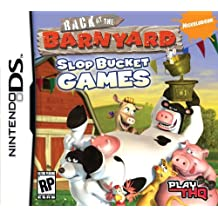 Back At The Barnyard: Slop Bucket Games - Nintendo DS by THQ