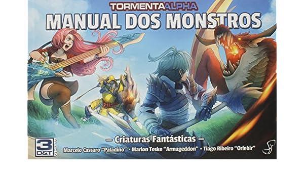 3d&t manual dos monstros
