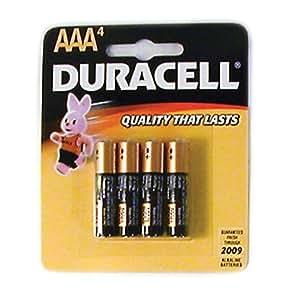 "Amazon.com: Duracell, ""AAA"" Alkaline Battery MN2400B4"