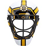Patch Collection Boston Bruins Goalie Mask Helmet Style FanMask