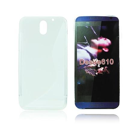 Amazon.com: Silicon Case Telstar (S-Curve) for HTC Desire ...