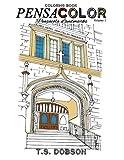 Pensacolor: Pensacola Landmarks Coloring Book (Volume 1)