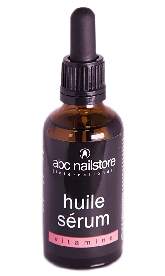 ABC nailstore Huile Sérum vitaminas, 50 ml