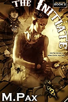 The Initiate (The Rifters Book 2) by [Pax, M.]