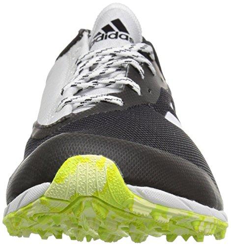 Adidas Originals Mænds Xcs Uden Spids Løbesko Sort / Hvid / Sol Gul yr8YcR51