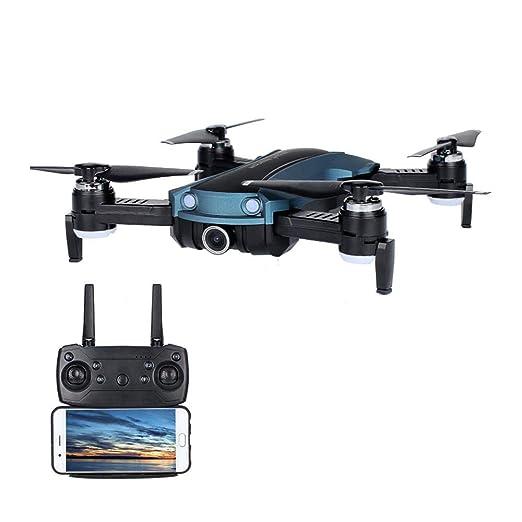 Tenlso Drones con cámara para adultos y niños, RC plegable Drone ...