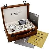 Limited Edition Glycine F104 100th Anniversary GMT Watch & Pocket Watch Set 3932.146AT LB7R Bild 5