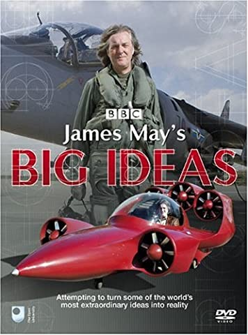 James May's Big Ideas - Complete Series [ NON-USA FORMAT, PAL, Reg.2 Import - United Kingdom ] (Shameless Complete Series Dvd)
