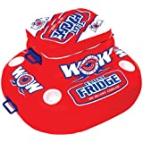 WoW World of Watersports, Float Fridge, Inflatable Cooler, 30 Quart Capacity, Holds 30 Cans