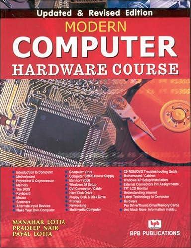 Computer Hardware Course Book