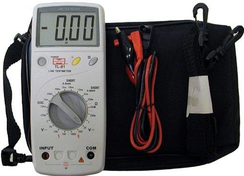 Mastech TL-01 Digital Cable/Line Tester, Line meter